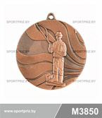 Медаль M3850 бронза