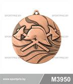 Медаль M3950 бронза