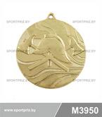 Медаль M3950 золото