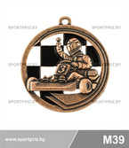 Медаль M39 бронза
