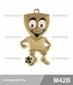 Медаль M42B золото