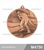 Медаль M4750 бронза