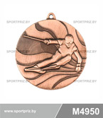 Медаль M4950 бронза