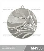 Медаль M4950 серебро