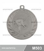 Медаль M503 серебро