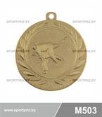Медаль M503 золото