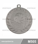 Медаль M505 серебро