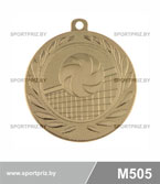 Медаль M505 золото