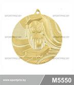 Медаль M5550 золото