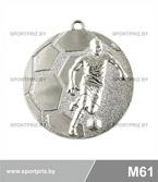 Медаль M61 серебро