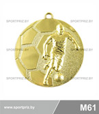 Медаль M61 золото