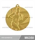 Медаль M6350 золото