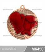 Медаль M6450 бронза