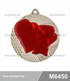 Медаль M6450 серебро