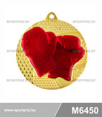Медаль M6450 золото