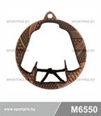 Медаль M6550 бронза