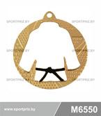 Медаль M6550 золото