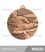 Медаль M6650 бронза