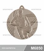 Медаль M6850 серебро
