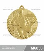 Медаль M6850 золото