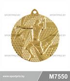 Медаль M7550 золото