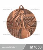 Медаль M7650 бронза