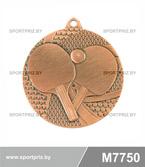 Медаль M7750 бронза