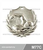 Медаль M77C серебро