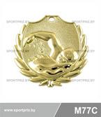 Медаль M77C золото