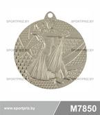 Медаль M7850 серебро