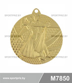 Медаль M7850 золото