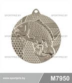 Медаль M7950 серебро