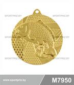 Медаль M7950 золото