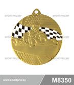 Медаль M8350 золото