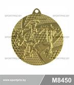 Медаль M8450 золото