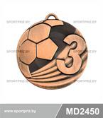 Медаль MD2450 бронза