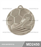 Медаль MD2450 серебро