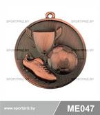 Медаль футбол ME047 бронза