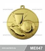 Медаль футбол ME047 золото
