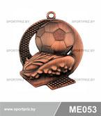 Медаль футбол ME053 бронза