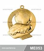 Медаль футбол ME053 золото