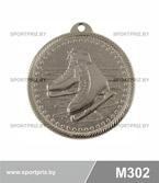 Медаль M302 серебро