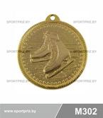 Медаль M302 золото