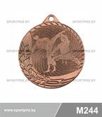 Медаль M244 бронза