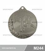 Медаль M244 серебро