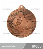 Медаль M003 бронза