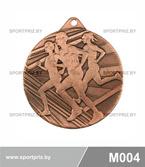 Медаль M004 бронза