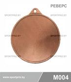 Медаль M004 реверс
