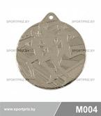 Медаль M004 серебро
