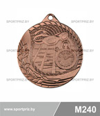 Медаль M240 бронза